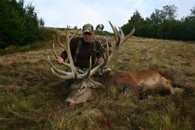 Red deer hunting in Bulgaria - Bukovetz